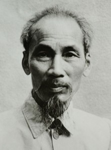 "Ho Chi Minh (here in 1946), one of many former residents of interwar Paris who went on to transform, indeed create, the ""Third World."""