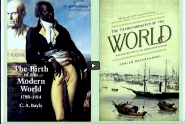Video: What is Global History? A Roundtable with Sebastian Conrad at the Institute for Advanced Study