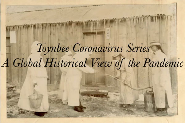 VIDEO—Toynbee Coronavirus Series: Priscilla Wald on structural inequality and contagion