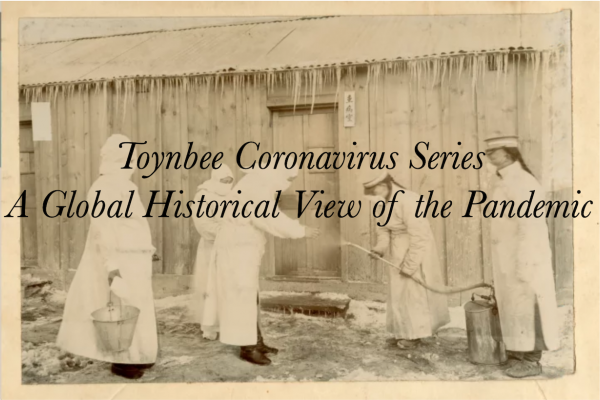 VIDEO—Toynbee Coronavirus Series: Selçuk Esenbel on the pandemic and living with nature